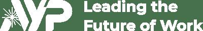 Landing Page white logo